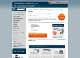 businessmachinesonline.com