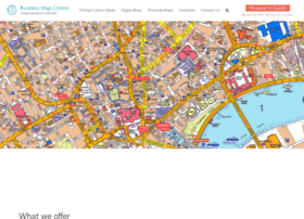 businessmapcentre.com