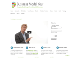 businessmodelyou.com