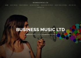 businessmusic.com