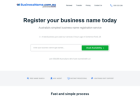 businessname.com.au