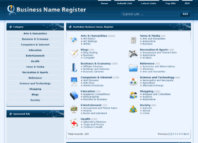 businessnameregister.com.au