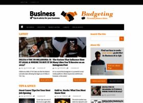 businessnbudgeting.com
