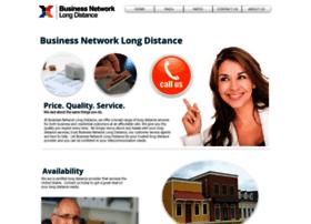 businessnetworklongdistance.com