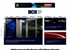 businessofcollegesports.com