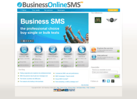 businessonlinesms.co.uk