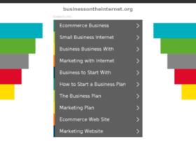 businessontheinternet.org
