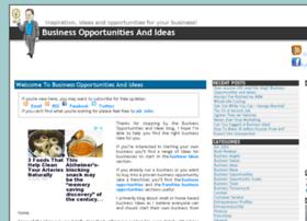 businessopportunitiesandideas.co.uk