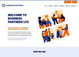 Businesspartners.co.za