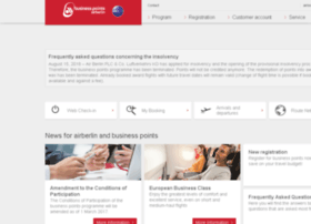 businesspoints.airberlin.com