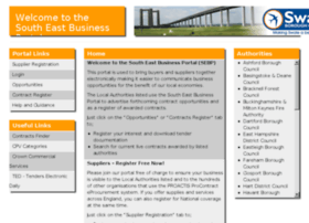 businessportal.southeastiep.gov.uk