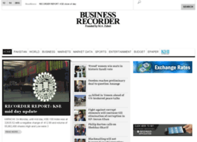 businessrecorder.com