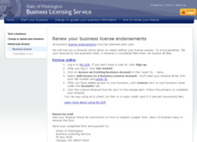 businessrenewal.wa.gov