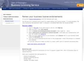 businessrenewal.wa.gov