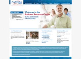 businessresources.peoples.com