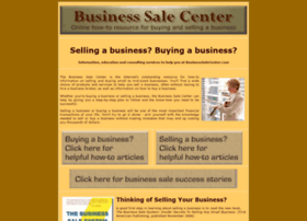 businesssalecenter.com