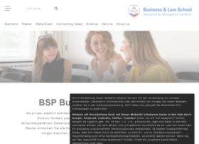 businessschool-potsdam.de