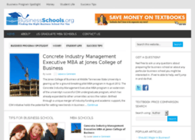 businessschools.org