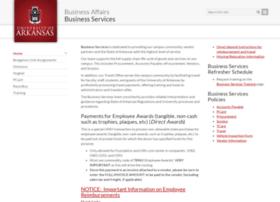 businessservices-dev2.uark.edu