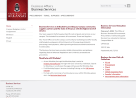 businessservices.uark.edu