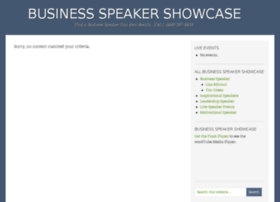 businessspeakershowcase.com