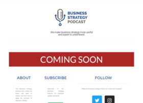 businessstrategypodcast.com