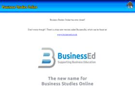 businessstudiesonline.co.uk