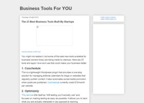 businesstoolsforyou.blogspot.com
