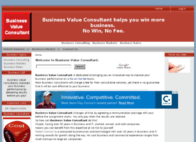 businessvalueconsultant.co.uk