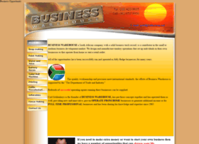 businesswarehouse.co.za