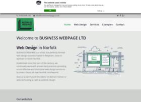 businesswebpage.co.uk