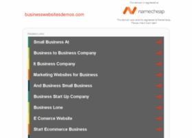businesswebsitesdemos.com