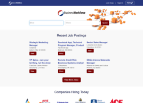 businessworkforce.com