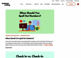 businesswritingblog.com