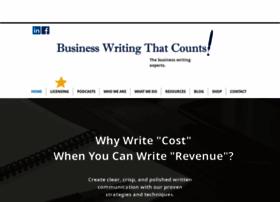 businesswritingthatcounts.com