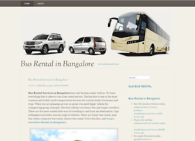busrentalinbangalore.wordpress.com