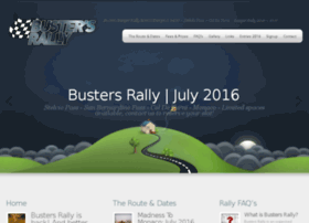 bustersrally.co.uk