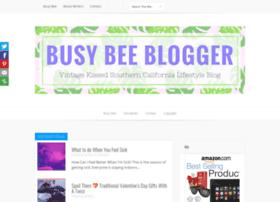 busybeeblogger.com