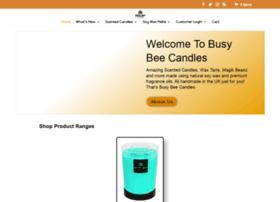 busybeecandles.co.uk