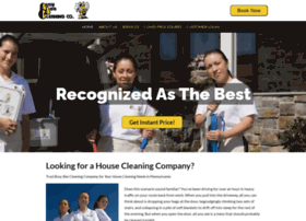 busybeecleaningcompany.com
