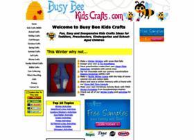 busybeekidscrafts.com