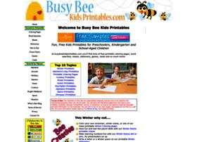 busybeekidsprintables.com