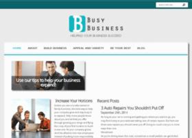 busybusiness.info