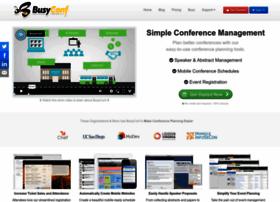 busyconf.com