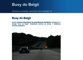 busydobelgii.pl