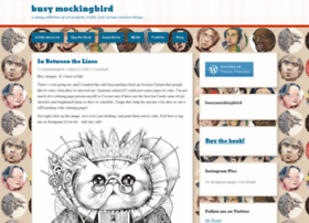 busymockingbird.com