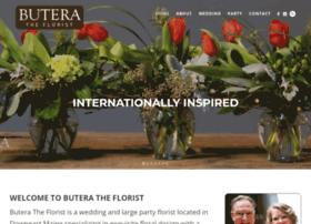 buteratheflorist.com