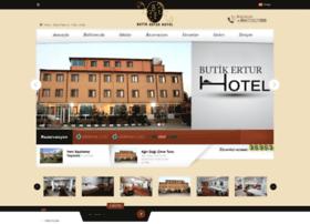butikerturhotel.com