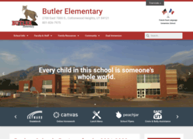 butler.canyonsdistrict.org