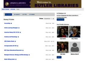 butlercc.libguides.com